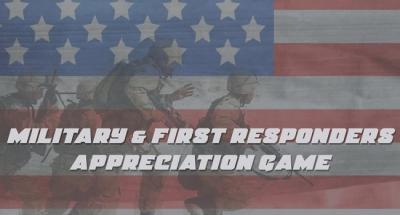 Military & First Responders Appreciation Night