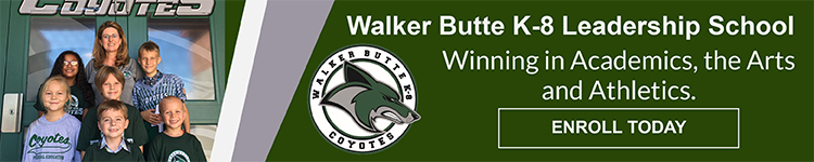 Walker Butte K-8