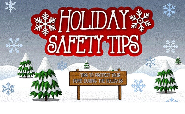 Stay Safe this Holiday Season with these Safety Tips