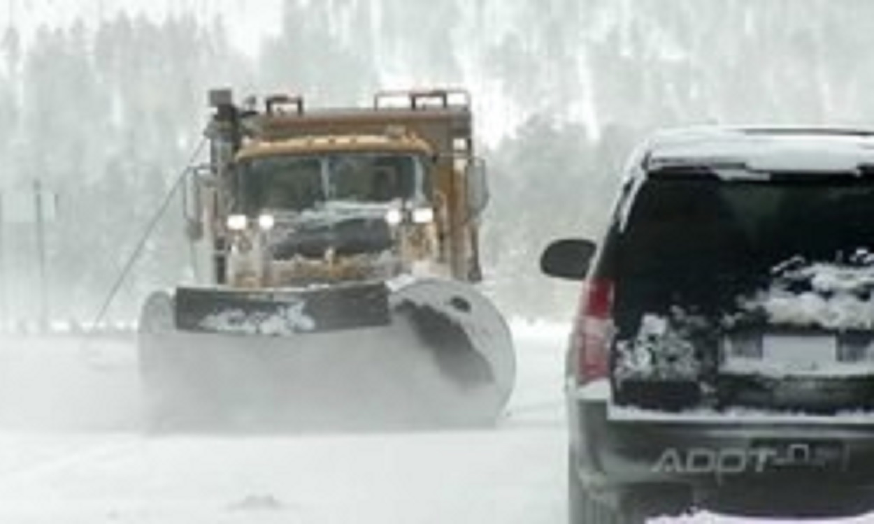 With another snowstorm predicted, driving conditions can change rapidly