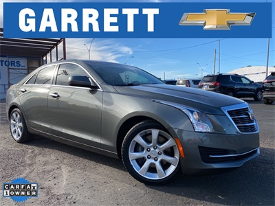 2016 Cadillac ATS Only 15,995!